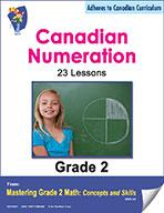 Canadian Numeration Lesson Plans & Activities Grade 2