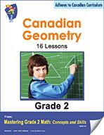 Canadian Geometry Lesson Plans & Activities Grade 2
