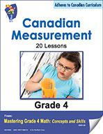 Canadian Measurement Lesson Plans & Activities Grade 4