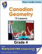 Canadian Geometry Lesson Plans & Activities Grade 4