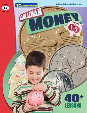 Canadian Money Grades 1-2