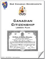 Canadian Government Lessons: Canadian Citizenship Grades 5+