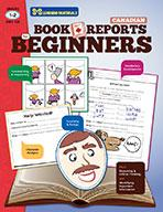 Canadian Book Reports for Beginners Grades 1-2