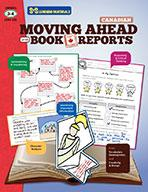 Canadian Moving Ahead with Book Reports Grades 3-4