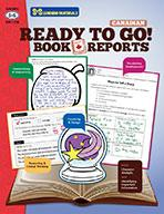 Canadian Ready to Go! Book Reports Grades 5-6