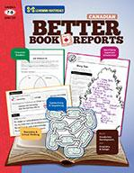 Canadian Better Book Reports Grades 7-8
