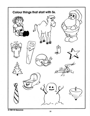 Christmas - An Integrated Theme Unit  Grades 2-3
