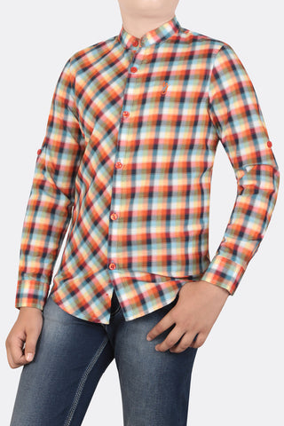 Junior Boys' Casual Shirt