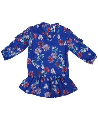 Junior Girls Tops With Frill (10-15 Years Old)