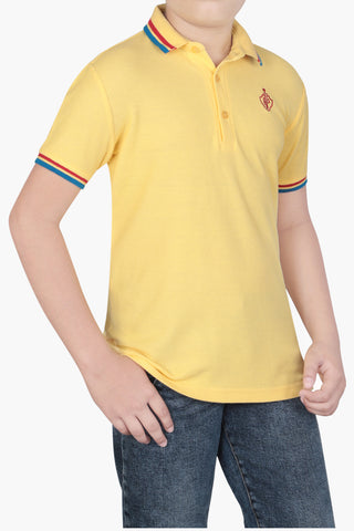 Boy's polo shirts