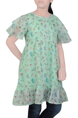 Girls' Dress (2-5 Years)