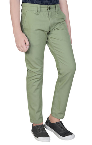 Junior Boys' Twill Trouser (10-15 Years)