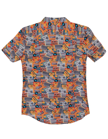 Junior Boys Casual Shirt (10-15 Years Old)