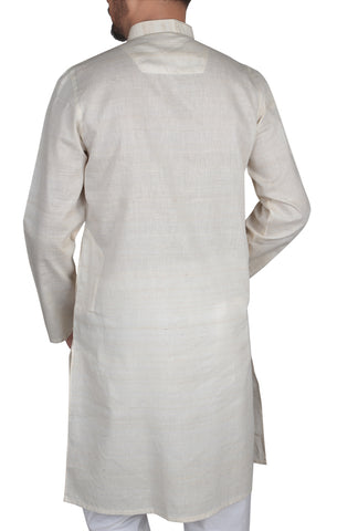 Men's Panjabi ALMOND