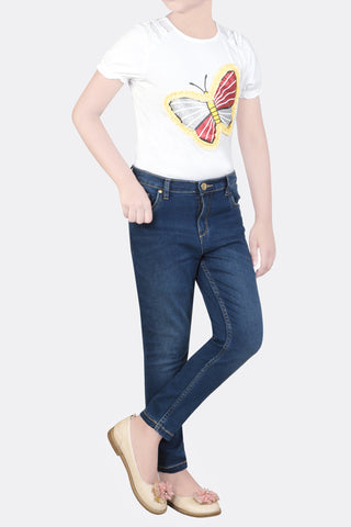 G DENIM PANT (6-8 Years)