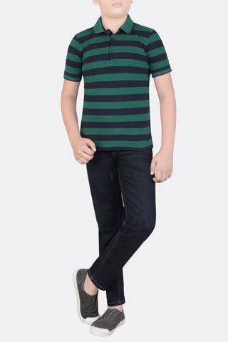 J Boys Polo (10-12 Years)