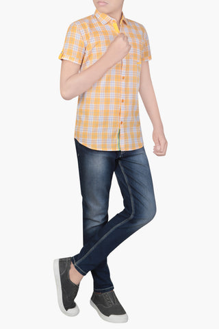 Boys' Casual Shirt (6-9 Years)