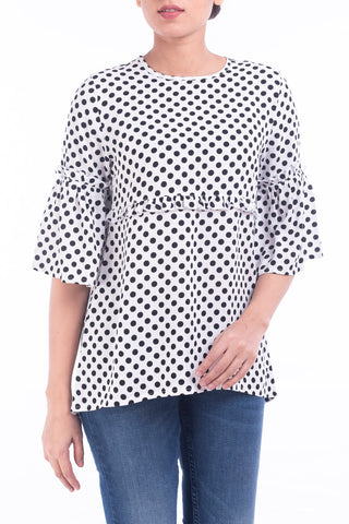 Women's Printed Fashion Top