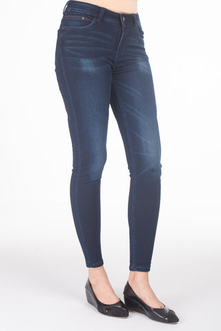 Women's Denim Pants DIRTY INDIGO