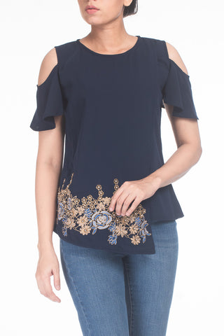 Women's Evening Top