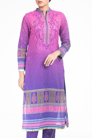 Women's Kurti LEGION BLUE