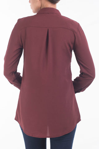 Women's Shirt MAROON
