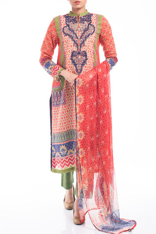 Women's Lawn (Unstitched)