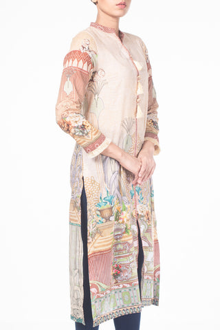 Women's Lawn ALMOND BROWN