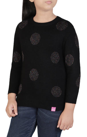 Junior Girls' Sweater