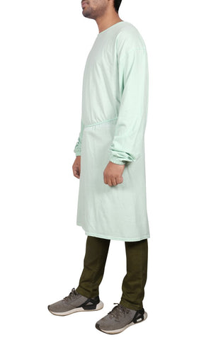 PPE Coverall Green
