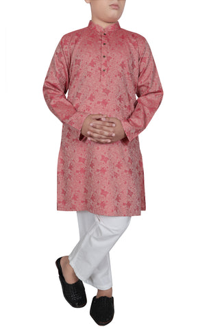 Boys Panjabi RED