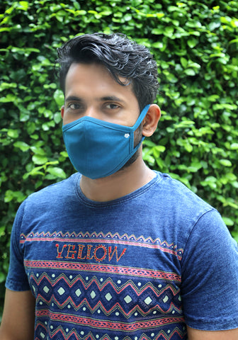 Breathable Knit Fashion Mask