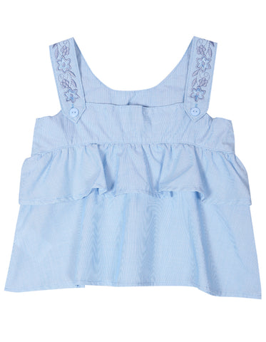 Embroidered Girls Tops (2-6 Years)