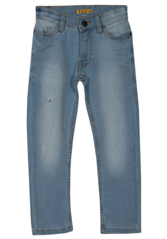 G DENIM PANT SKY BLUE