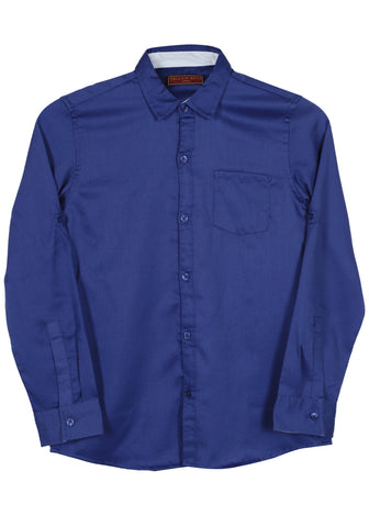 Boys Woven Shirt (2-5 Years Old)