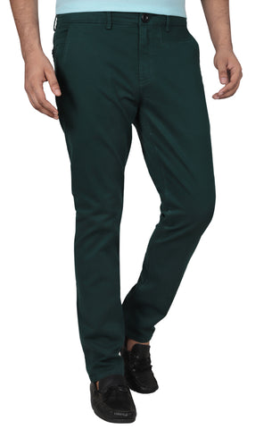 M TWILL PANT COUNTRY GREEN