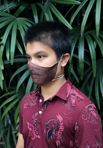 Teenage Fashion Mask