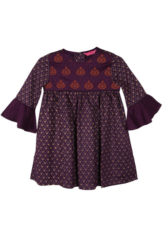 Princess Top PLUM PURPLE