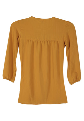 Junior Girls Western Fashion Top (10-15 Years Old)