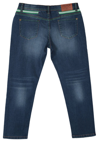 Prince Denim Pant (2-5 Years Old)