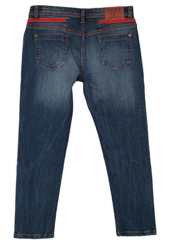 Prince Denim Pant (6-9 Years Old)