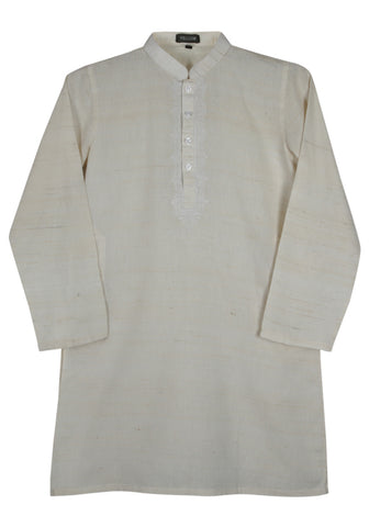 Boys' Panjabi OFF WHITE