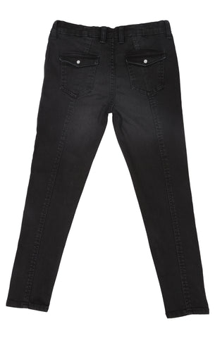 Princess Denim Bottom (6-9 Years)