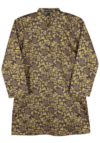 Boys' Panjabi GOLDEN PRINTED