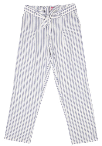G W PANT WHITE STRIPE