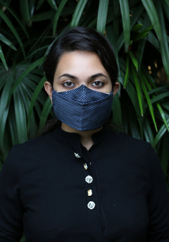 Advance Knit Fashion Mask