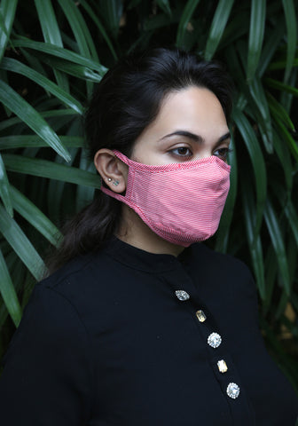 Protective Woven Fashion Mask