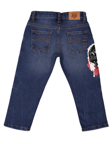Boys Denim Pant (2 to 5 years)