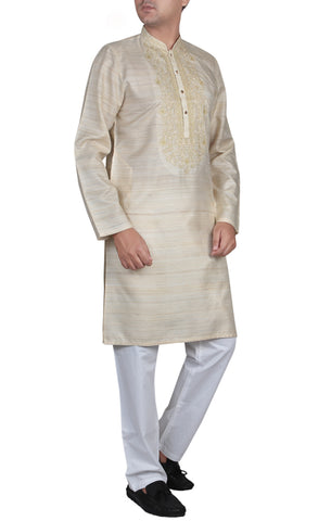 M PANJABI SPANISH WHITE