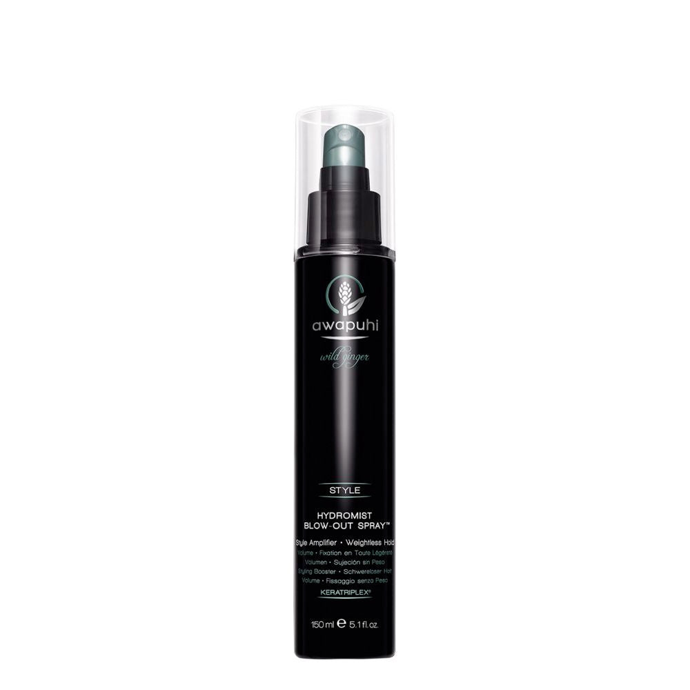Awapuhi Wild Ginger - HydroMist Blow-Out Volumizing Spray
